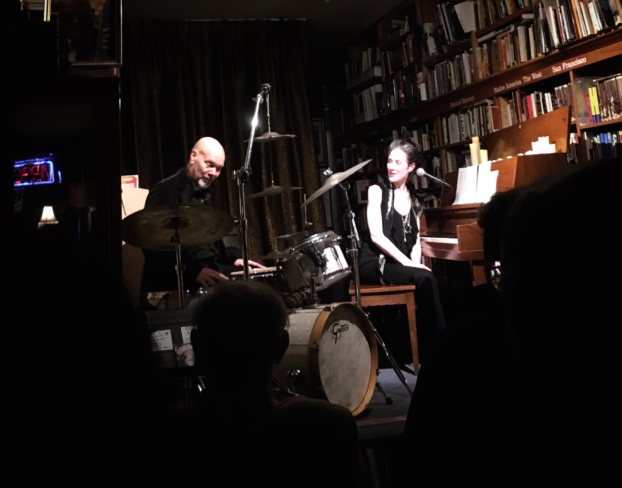 """cba5a9ade50 The return of Jill Tracy s """"Muse and Music Series"""" where she discusses the  intriguing stories behind the songs and the approach to craft with fellow  ..."""